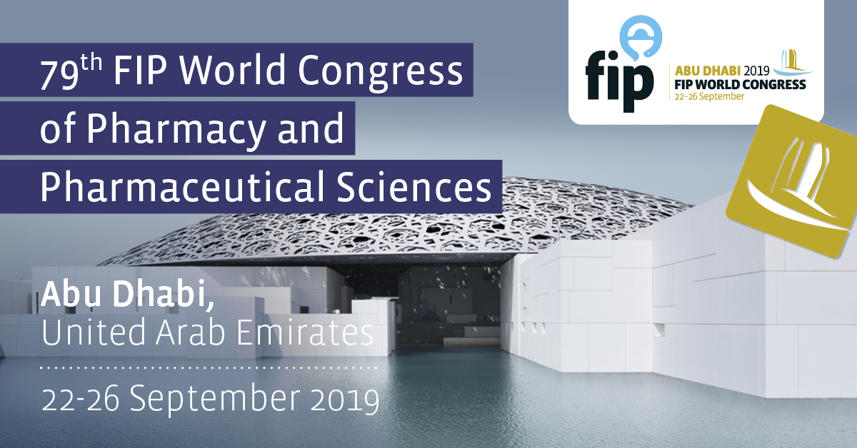 FIP 2019 Abu Dhabi - 79th FIP World Congress of Pharmacy and